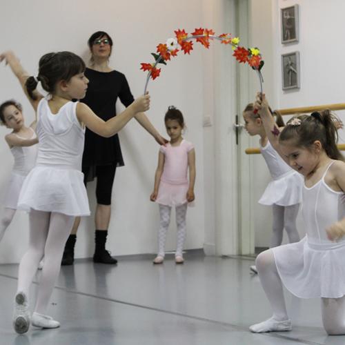 Balet za decu